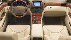 Lexus LS430 2004 - Immagine: 15