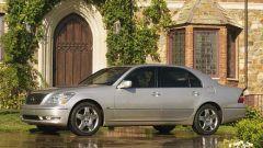 Lexus LS430 2004 - Immagine: 13