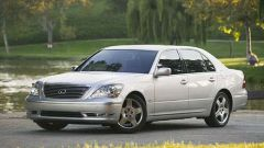 Lexus LS430 2004 - Immagine: 12