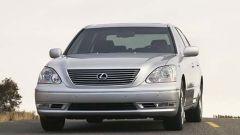 Lexus LS430 2004 - Immagine: 11