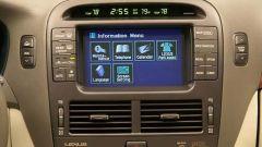 Lexus LS430 2004 - Immagine: 2