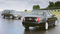 Muscle car: MG ZT (ZT-T) 260 V8 - Immagine: 1