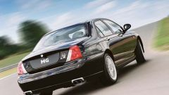 Muscle car: MG ZT (ZT-T) 260 V8 - Immagine: 13
