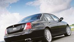 Muscle car: MG ZT (ZT-T) 260 V8 - Immagine: 6