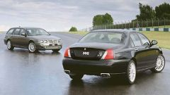Muscle car: MG ZT (ZT-T) 260 V8 - Immagine: 5