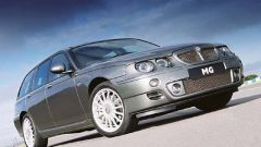 Muscle car: MG ZT (ZT-T) 260 V8 - Immagine: 4
