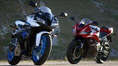 Honda CBR 600 RR ABS - Immagine: 11