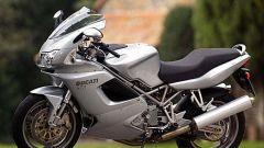 In sella a: Ducati ST3 - Immagine: 5