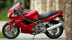 In sella a: Ducati ST3 - Immagine: 3