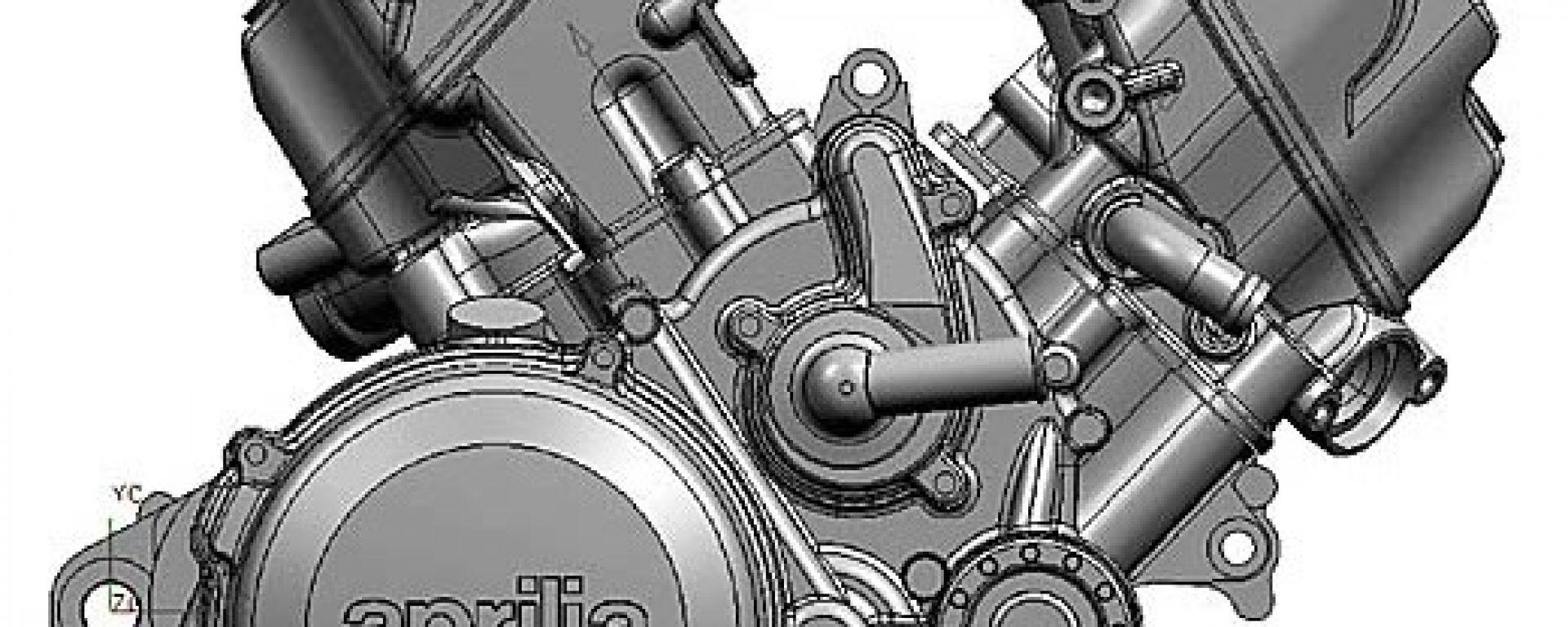 Aprilia motore 45.2