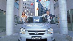 Suzuki Ignis DDiS 2004 - Immagine: 1