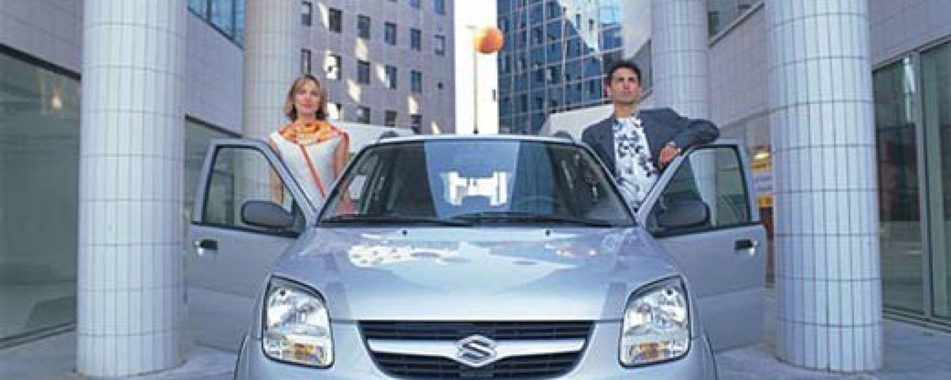 Suzuki Ignis DDiS 2004