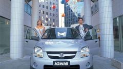 Suzuki Ignis DDiS 2004 - Immagine: 13