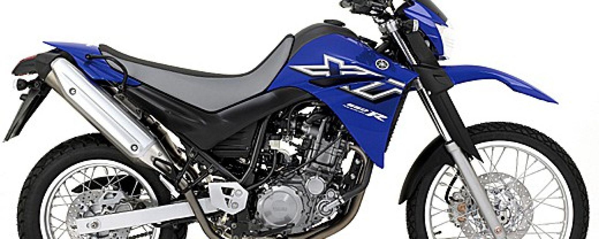 nuova yamaha xt 2017 idea di immagine del motociclo. Black Bedroom Furniture Sets. Home Design Ideas