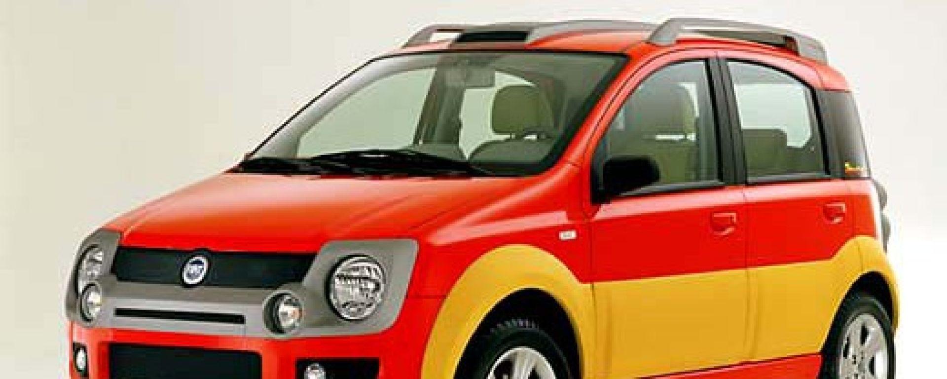 Anteprima: Fiat Nuova Panda SUV