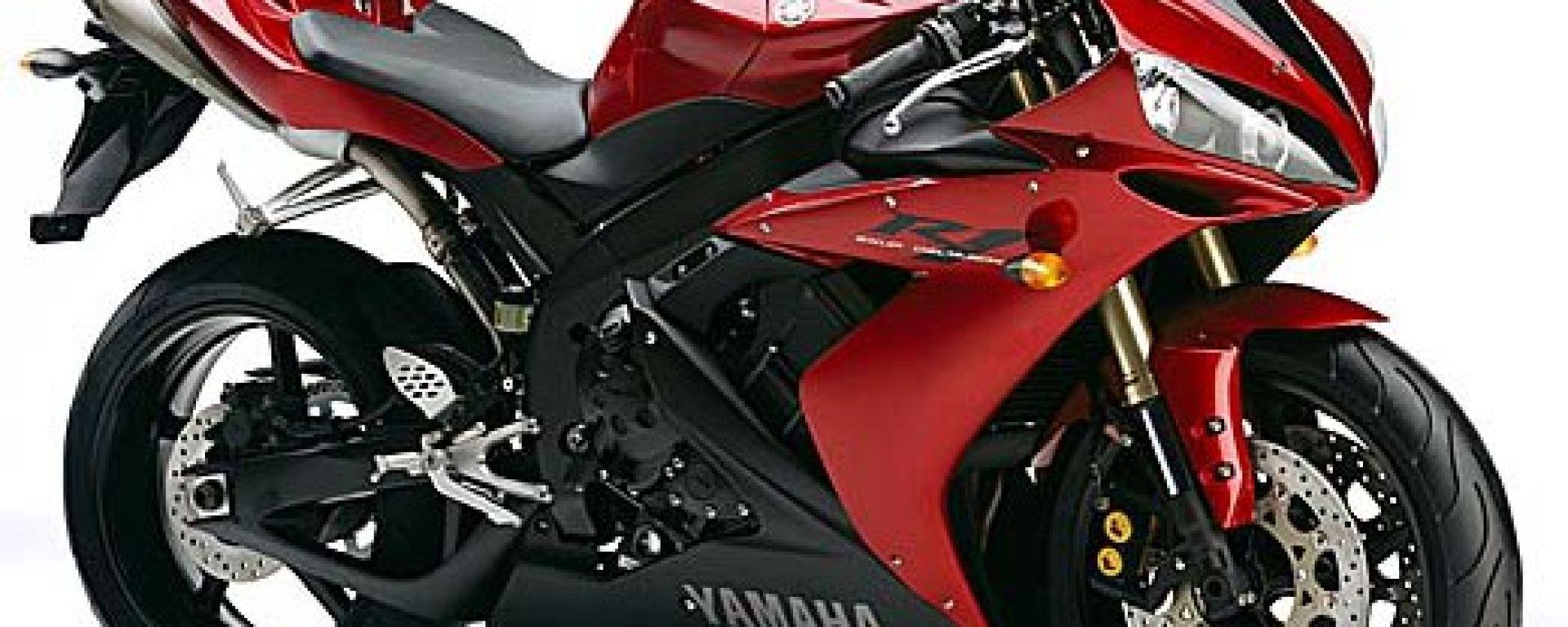 Novità Yamaha 2004