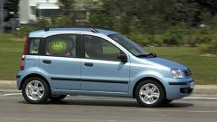 Su strada con: Fiat Nuova Panda - Immagine: 66