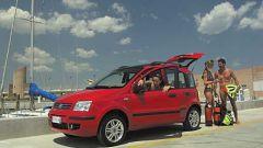 Su strada con: Fiat Nuova Panda - Immagine: 58
