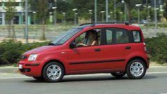 Su strada con: Fiat Nuova Panda - Immagine: 56