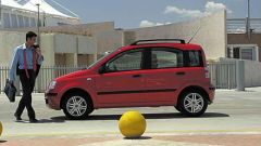 Su strada con: Fiat Nuova Panda - Immagine: 55