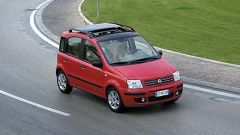 Su strada con: Fiat Nuova Panda - Immagine: 14