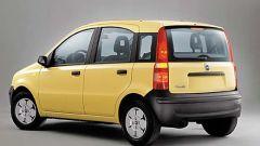 Su strada con: Fiat Nuova Panda - Immagine: 18