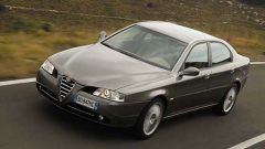 Alfa Romeo 166 2004 - Immagine: 15