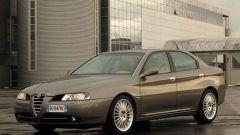 Alfa Romeo 166 2004 - Immagine: 17