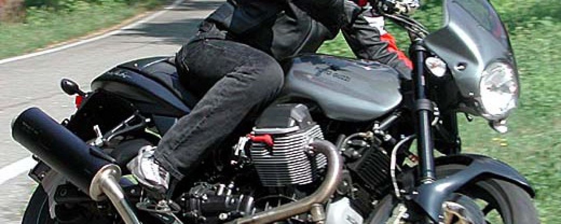 Day by Day Moto Guzzi Ballabio
