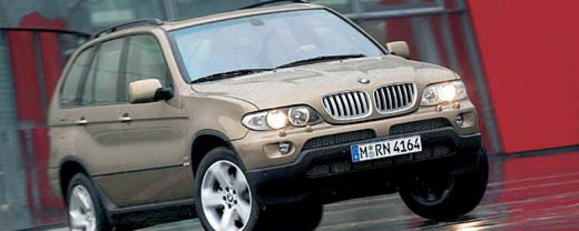 Anteprima:BMW X5 2004