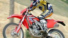 In sella alla Honda CRE 250 Campione del mondo - Immagine: 27