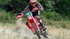 In sella alla Honda CRE 250 Campione del mondo - Immagine: 26