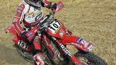 In sella alla Honda CRE 250 Campione del mondo - Immagine: 40