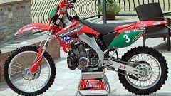 In sella alla Honda CRE 250 Campione del mondo - Immagine: 37