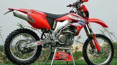 In sella alla Honda CRE 250 Campione del mondo - Immagine: 34