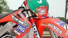 In sella alla Honda CRE 250 Campione del mondo - Immagine: 9