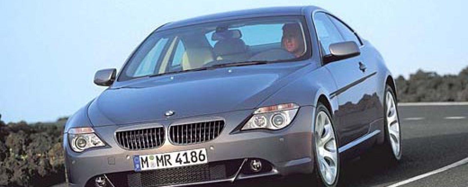 Anteprima:BMW Serie 6 2003