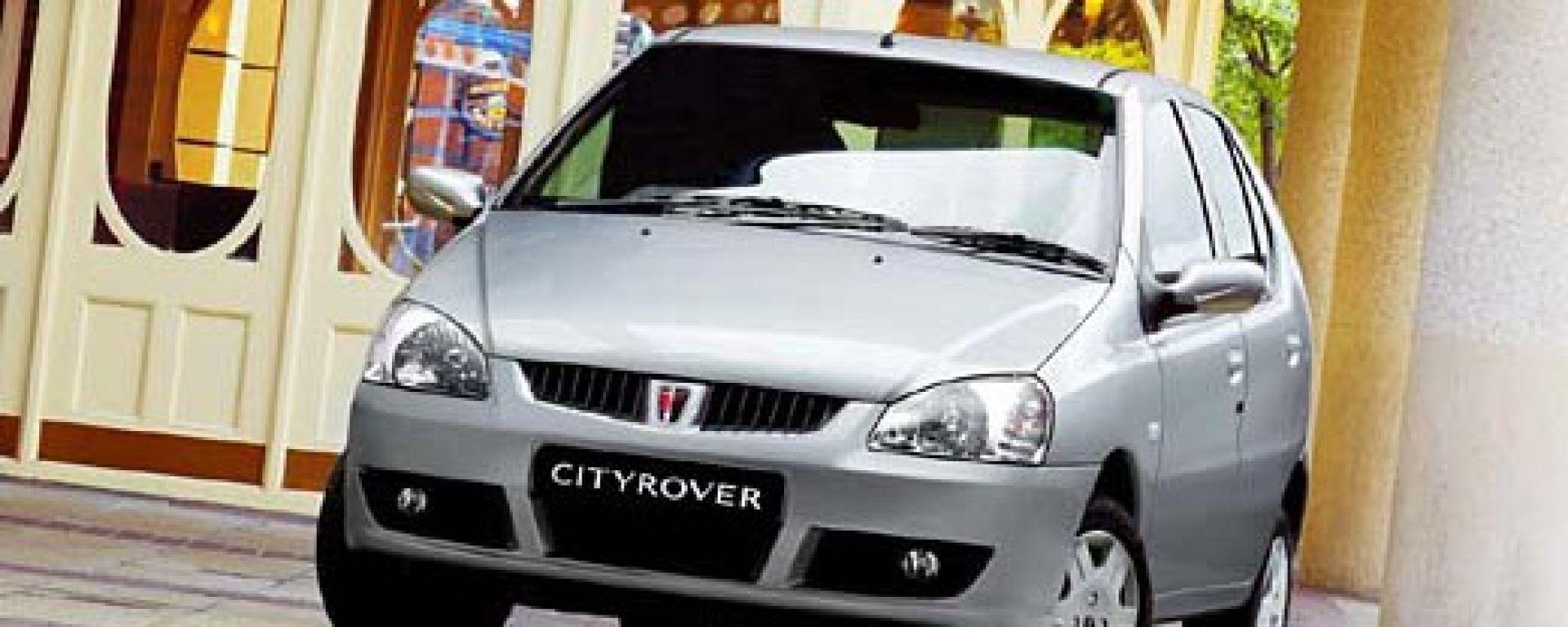 Anteprima: Rover CityRover e Streetwise