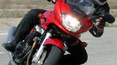 Kawasaki ZR-7S vs Yamaha Fazer 600 - Immagine: 41