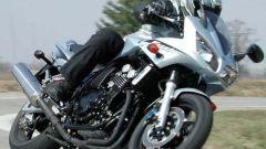 Kawasaki ZR-7S vs Yamaha Fazer 600 - Immagine: 33