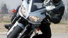 Kawasaki ZR-7S vs Yamaha Fazer 600 - Immagine: 46