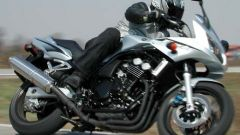 Kawasaki ZR-7S vs Yamaha Fazer 600 - Immagine: 60
