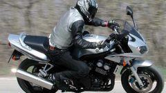 Kawasaki ZR-7S vs Yamaha Fazer 600 - Immagine: 59