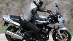Kawasaki ZR-7S vs Yamaha Fazer 600 - Immagine: 57