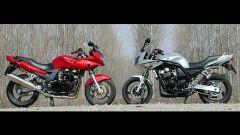 Kawasaki ZR-7S vs Yamaha Fazer 600 - Immagine: 55
