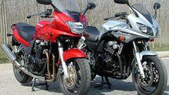 Kawasaki ZR-7S vs Yamaha Fazer 600 - Immagine: 54