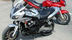 Kawasaki ZR-7S vs Yamaha Fazer 600 - Immagine: 53