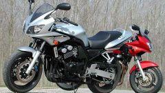 Kawasaki ZR-7S vs Yamaha Fazer 600 - Immagine: 52