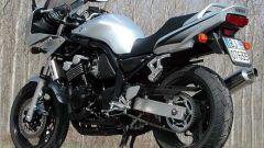 Kawasaki ZR-7S vs Yamaha Fazer 600 - Immagine: 48