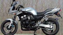 Kawasaki ZR-7S vs Yamaha Fazer 600 - Immagine: 14